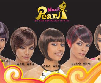 Black Pearl Wigs