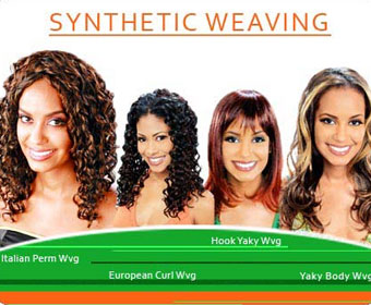 Synthethic Hair by Janet