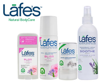 Lafes Natural Body Care