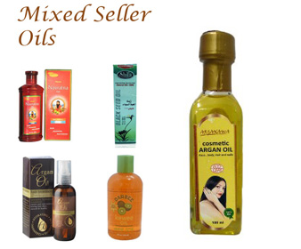 Mixed Seller Oils