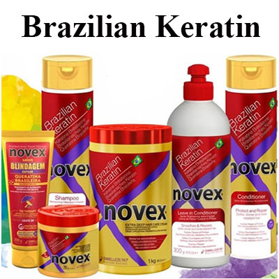 Novex Brazilian Keratin