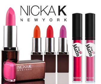 NICKA K Newyork Cosmetics