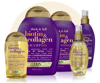 Biotin And Collagen