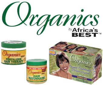 Organics Africas Best