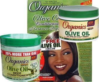 Organics Olive Oil