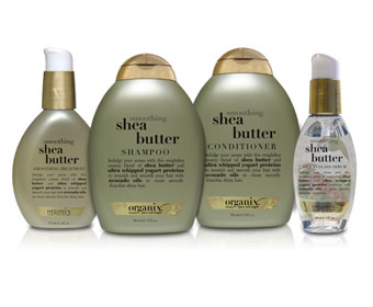 Smoothing Shea Butter