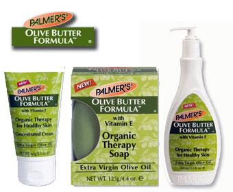 Olive Butter Formula