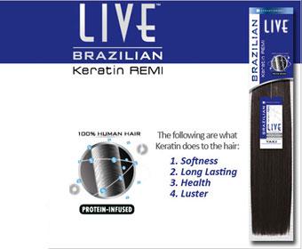 Live Brazilian