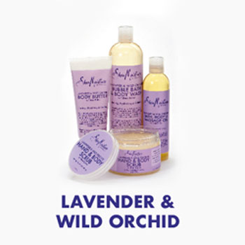 Shea Moisture Lavender And Wild Orchid
