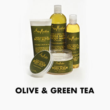Shea Moisture Olive And Green Tea