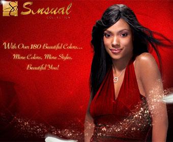 Sensual Human Hair