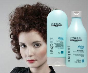 serie expert Curly hair