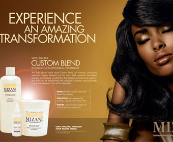 Custom Blend Treatment