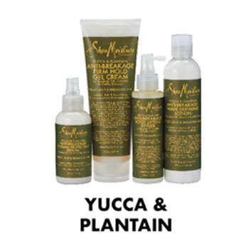 Shea Moisture Yucca And Plantain