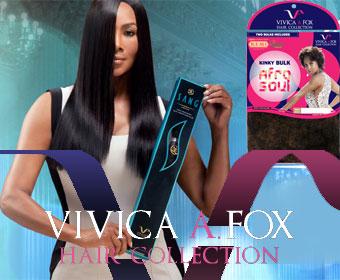 Vivica Fox Hair