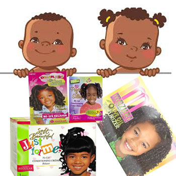 Kids Relaxer N Texturizer
