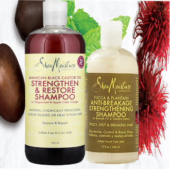 Strengthening n Thickening Shampoo