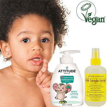 Vegan Moisturizer For Kids