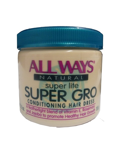all ways natural super gro