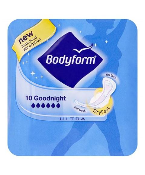 bodyform bodyform | Bodyform Ultra Good Night Pads - PakCosmetics