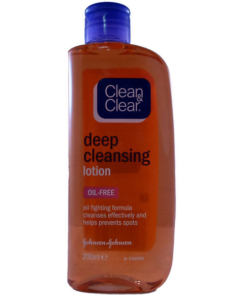 how to use clean and clear