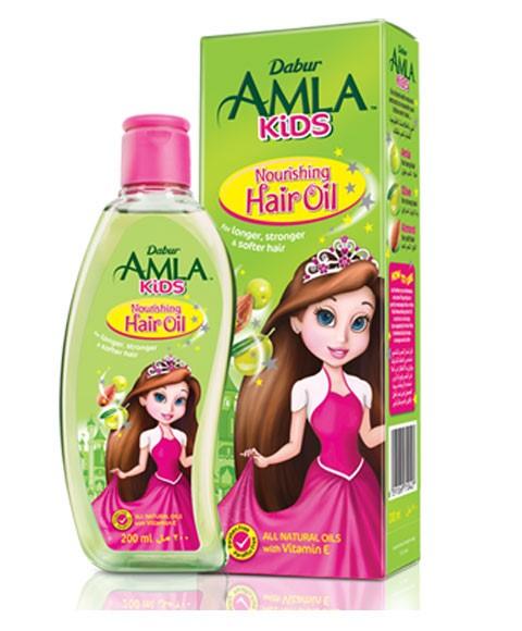 Dabur Dabur Amla Kids Nourishing Hair Oil Pakcosmetics