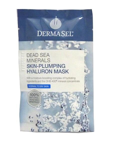 Moisturising Cream And Gel Derma Sel Skin Plumping