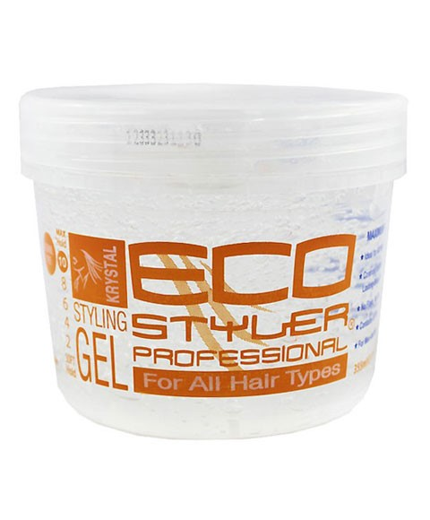 eco styling gel on hair anti frizz eco styler styling gel pakcosmetics 4340
