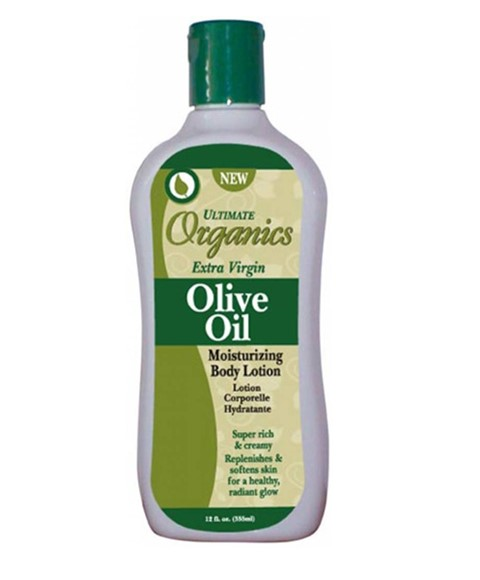 Olive oil body cream