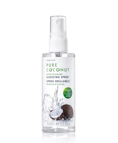 Spray coconut oil