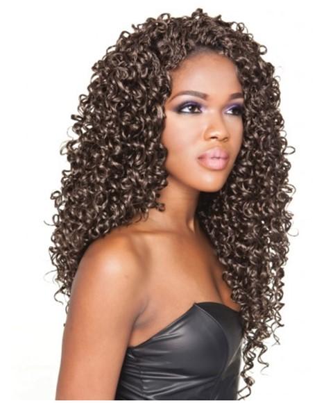 Curly Hair Braids Aftress Syn Deep Twist Bulk Pakcosmetics | New Style ...