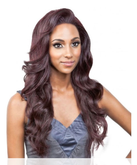 Synthetic Hair Lace Front Wigs Red Carpet Premiere Lace