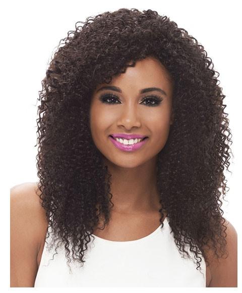 Brazilian Bundle Hair Bombshell Natural Afro Jerry Weave 60