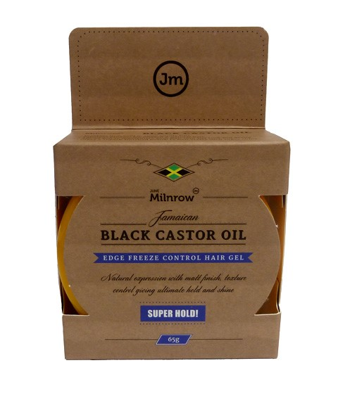 how to use jamaican black castor oil for edges