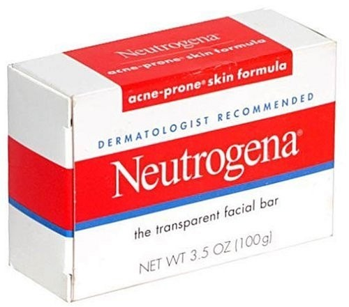 Neutrogena 35 oz bar facial soap from this