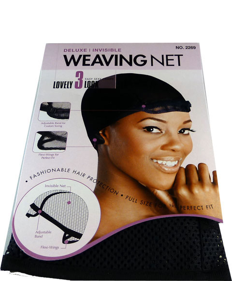Weaves And Wig Caps Magic Collection Adjustable Band