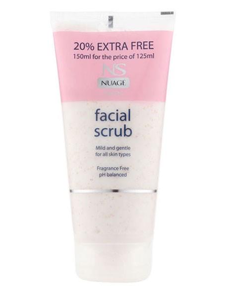 Fragrance free facial scrub — photo 5