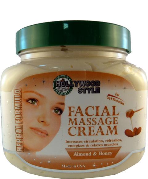 creams Facial massage