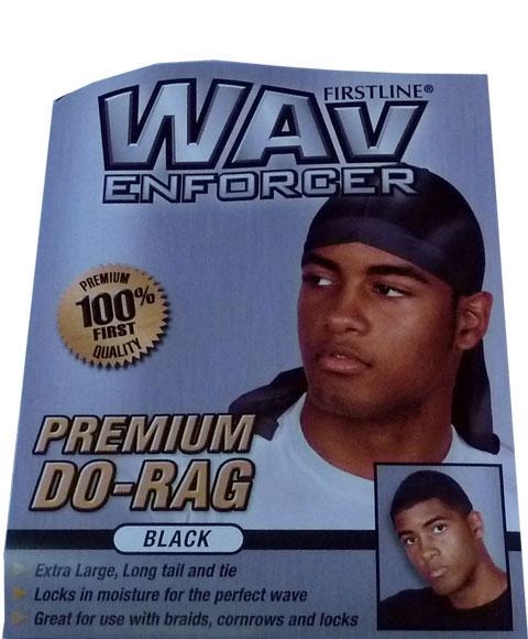 Durags Wav Enforcer Premium Do Rag Pakcosmetics
