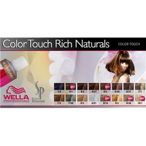 Wella Color Touch Color Touch Rich Naturals Pakcosmetics
