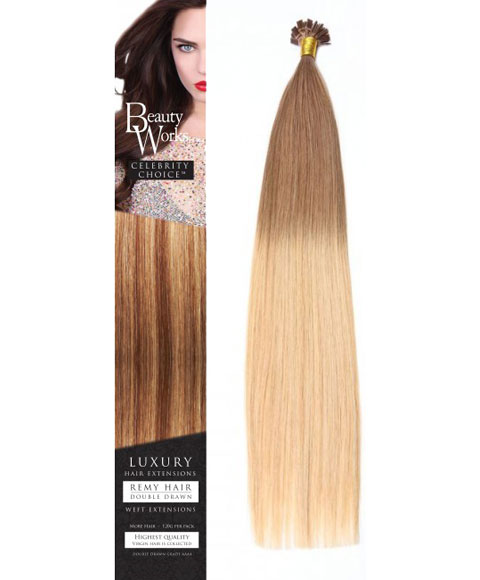 Beauty works celebrity choice pre bonded curly hair