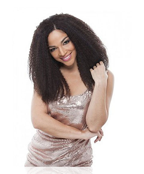 Brazilian Bundle Hair Bombshell Natural Afro Jerry Weave 79