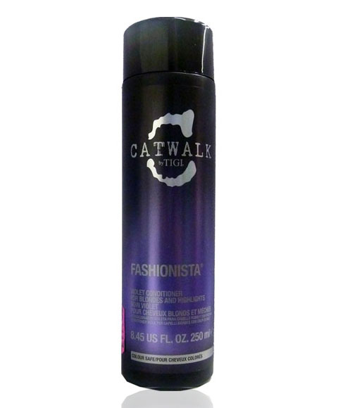 Tigi Catwalk  Catwalk Fashionista Violet Conditioner  PakCosmetics