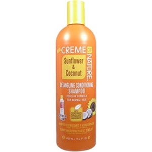 Creme Of Nature Detangling Conditioning Shampoo For Fine Hair