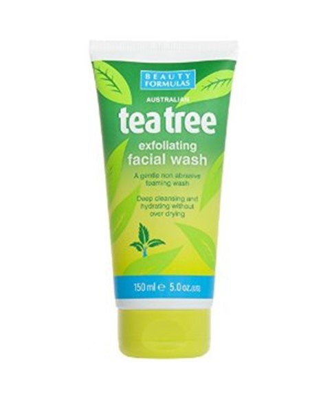 Drammock Beauty Formulas Australian Tea Tree Exfoliating