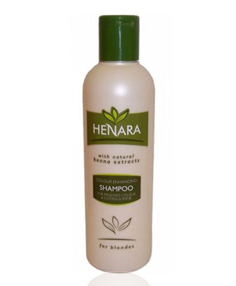 henara henara colour enhancing shampoo for blondes pakcosmetics. Black Bedroom Furniture Sets. Home Design Ideas