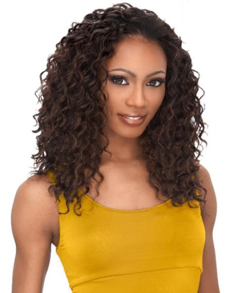 Curly weave premium now indian collection hh wet deep for India diva futura