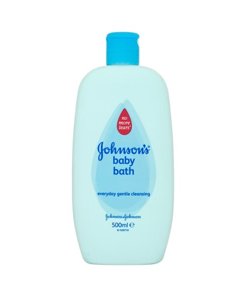 how to use johnson baby products