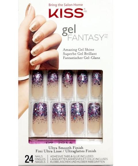 Kiss Gel Fantasy Nails 61504