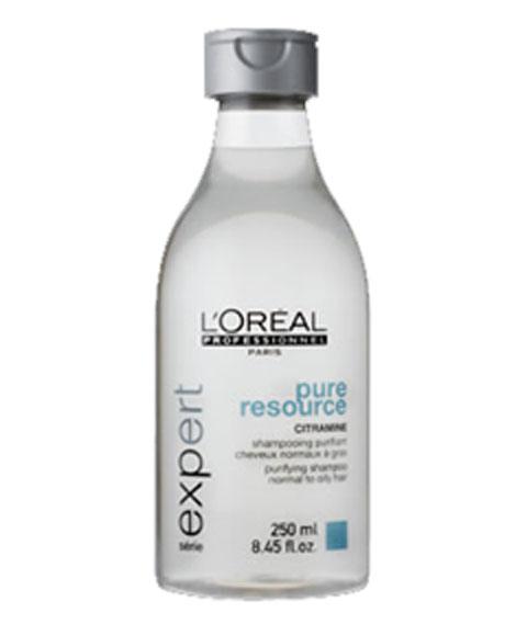Sebo Control Shampoo rebalances oily hair and scalps.